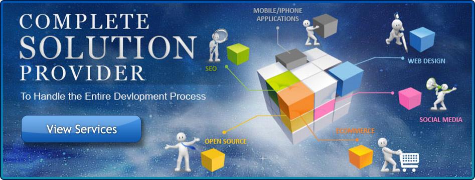Website design, development and hosting