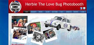 Herbie The Love Bug Photobooth