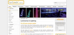 La Conch Lighting